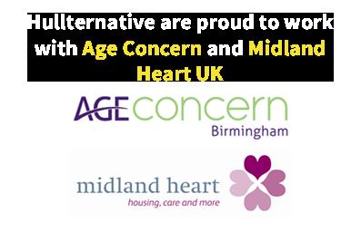 Age Concern & Midland Heart Logo