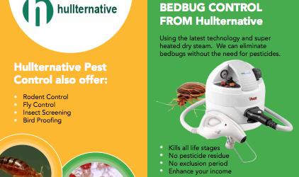 Pesticide Free BedBug Control